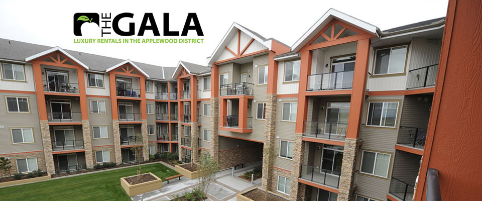 the gala, applewood apartments for rent, luxury rentals applewood district